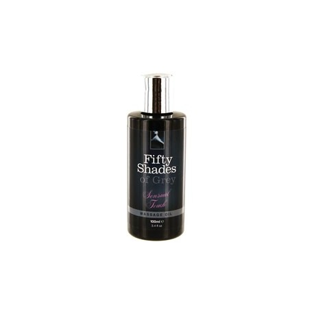 Fifty Shades Of Grey Sensual Touch Massage Oil 100ml