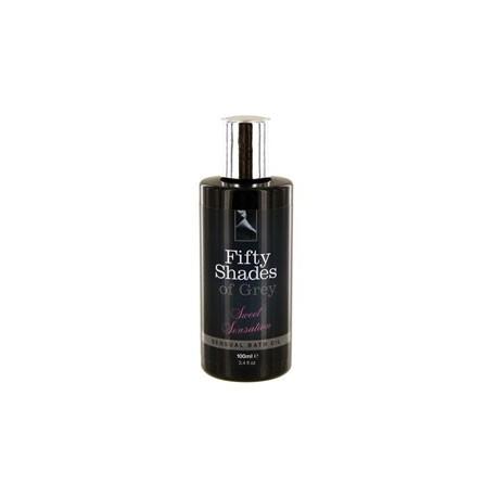 Fifty Shades Of Grey Sweet Sensation Sensual Bath Oil
