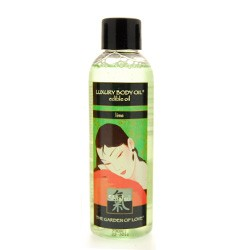 Shiatsu Luxury Edible Body Oil