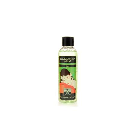 Shiatsu Luxury Edible Body Oil