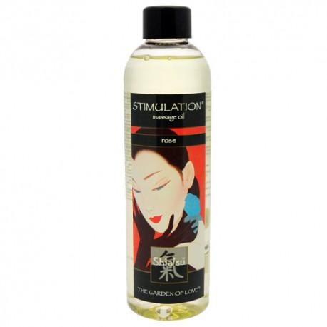 Shiatsu Massage Oil
