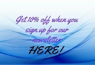 Newsletter Signup offer